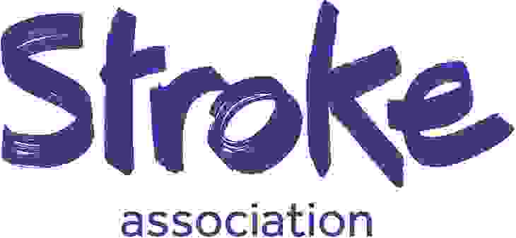 Stroke Association logo purple